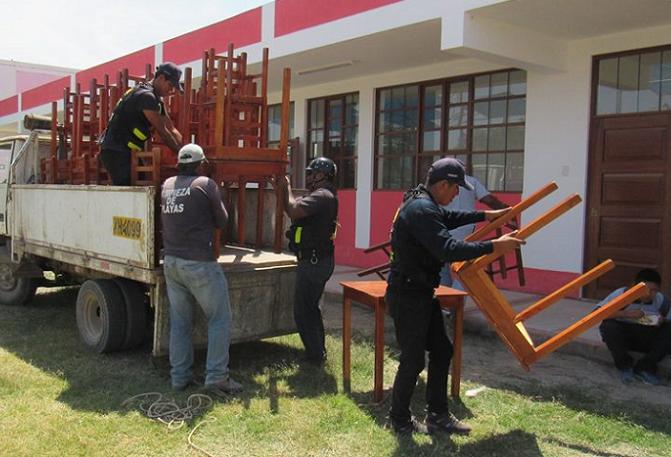 Perú al Día – Noticias del Perú y el Mundo Donan mobiliario ...