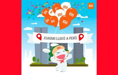 Xiaomi en Perú Oficial