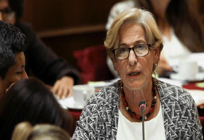 Revelan audios de Susana Villarán en el que habla sobre aportes de Odebrecht y OAS.
