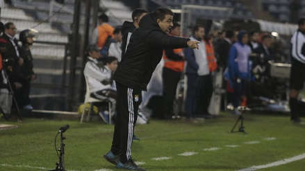 """Claudio Vivas sobre el árbitro del partido: """"No me gustó el arbitraje, fue prepotente"""""""
