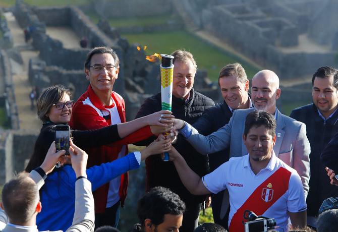 Los XVIII Juegos Panamericanos será un acontecimiento deportivo que unirá los pueblos del continente americano.
