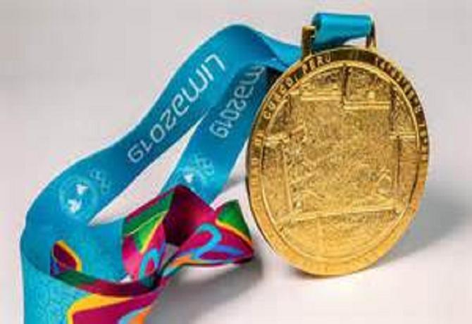 El oro, la plata y el cobre de Perú engalanarán a las estrellas de los Panamericanos.