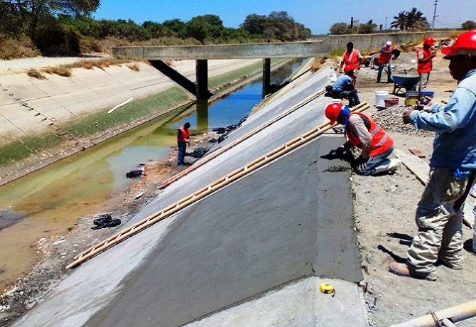 Agua potable seria restablecida en las próximas horas en Piura