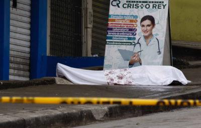 Crisis en Ecuador por coronavirus