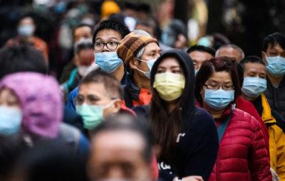 coronavirus afectaría al 60% de la población mundial