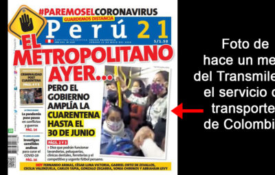 Fake News de Perú 21