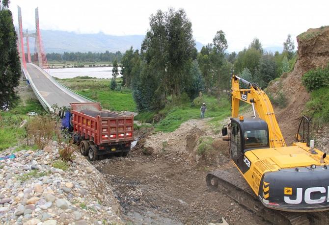 Se realizarán mantenimientos en más de 2 200 km este año en Huancayo a través del programa Arranca Perú