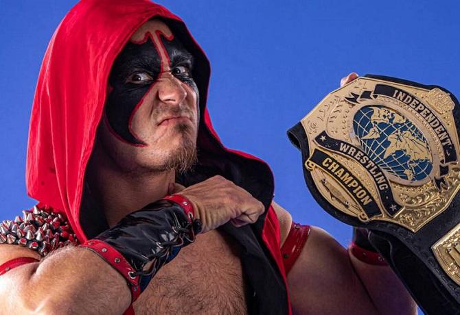 Beyond: Warhorse retuvo el Campeonato IWTV ante Rickey Shane Page