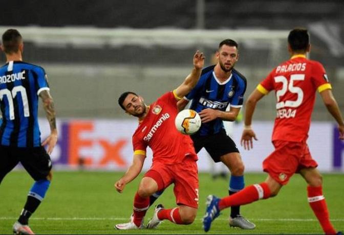Inter de Milán avanzó a semifinales de la Europa League