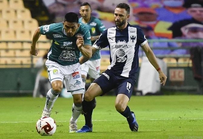 Aquino jugó en victoria de León sobre Monterrey