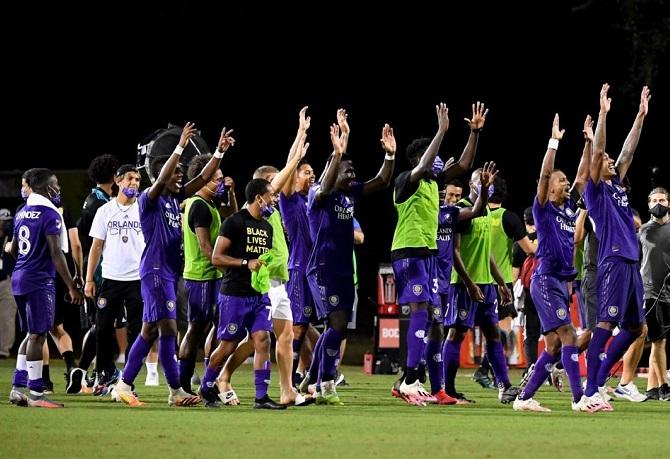 Orlando City de Gallese clasificó a semifinales
