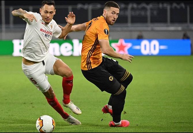 Sevilla venció a Wolverhamton y avanzó a semifinales