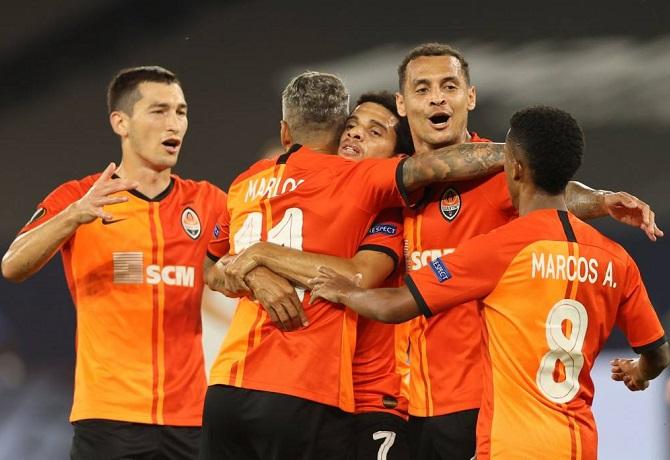 Shakhtar Donetsk avanzó a semifinales de la Europa League
