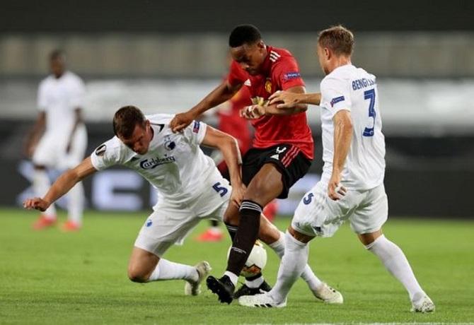 Manchester United eliminó a Copenhague y clasificó