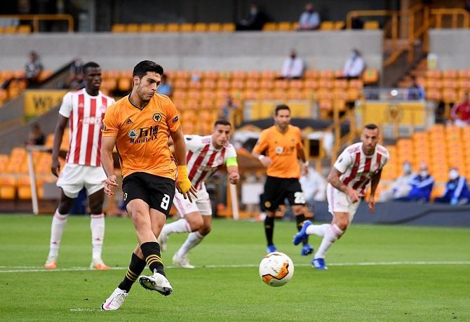 Wolverhampton clasificó a cuartos de final de la Europa League