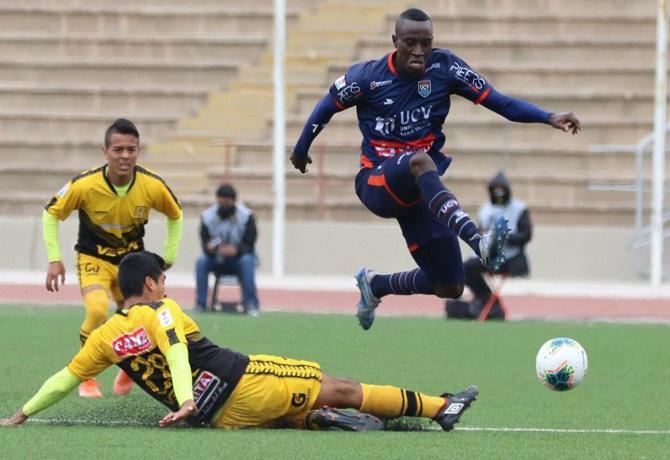 Universidad César Vallejo y Cantolao igualaron 1-1 en San Marcos