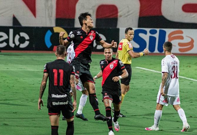 Fernando Pacheco jugó en derrota de Fluminense ante Goianense