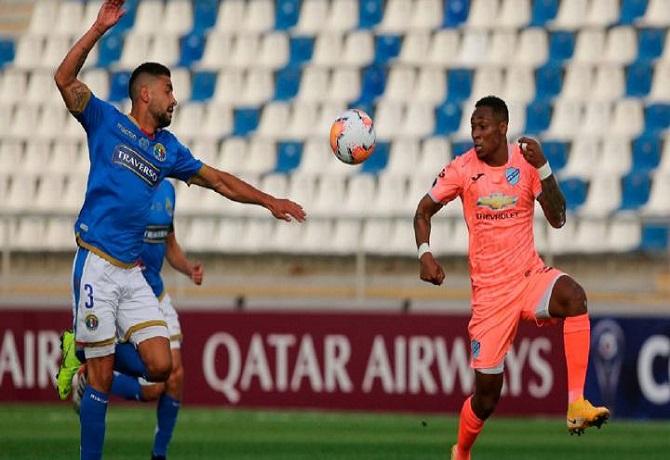 Audax Italiano venció 2-1 a Bolívar y sueña con avanzar en la Copa Sudamericana