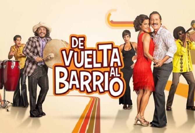 """Actores de """"De vuelta al barrio"""" contagiados por Covid-19 y grabaciones se suspenden"""