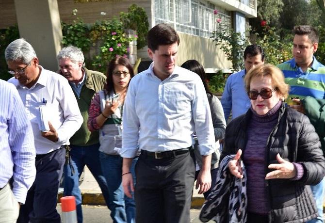 Javier Bedoya Denegri pidió licencia al PPC tras pacto electoral con APP