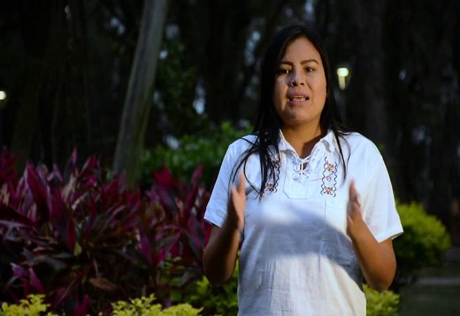 Candidata del MAS fue detenida en Santa Cruz de la Sierra