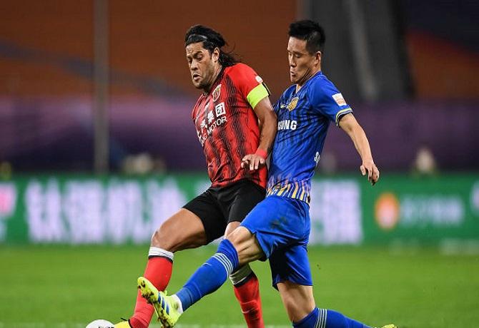 Jiangsu Suning y Shanghai SIPG igualaron 1-1 en Suzhou