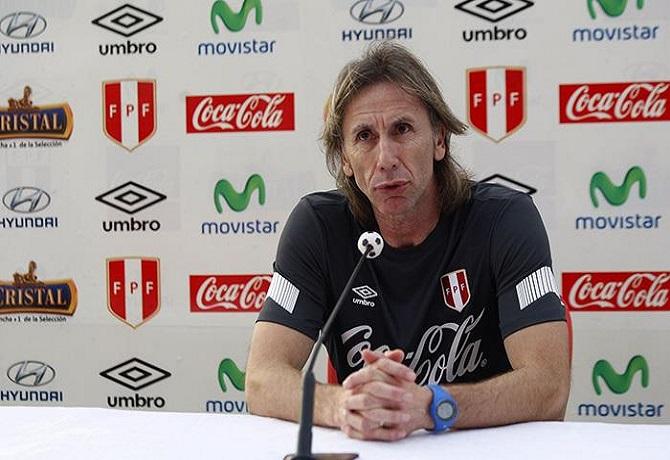 Ricardo Gareca presentó lista de convocados con Lapadula y Rhyner como principales novedades