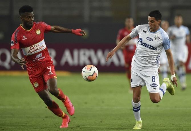 Sport Huancayo igualó 1-1 con Liverpool de Uruguay en el Estadio Nacional