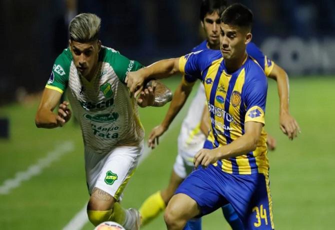 En Asunción, Defensa y Justicia remontó y venció por 1-2 a Sportivo Luqueño