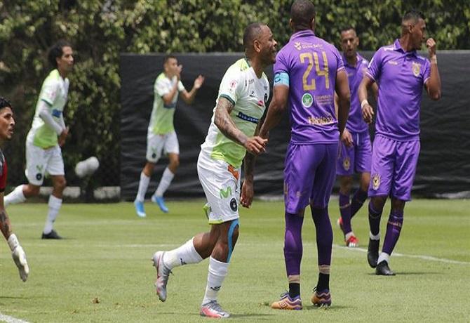 Pirata debutó en Liga 2 venciendo 2-0 a Comerciantes Unidos con doblete de Wilmer Aguirre