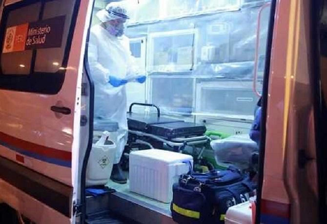 Niña con Difteria recibió dosis completa de antitoxina diftérica proveniente de Colombia