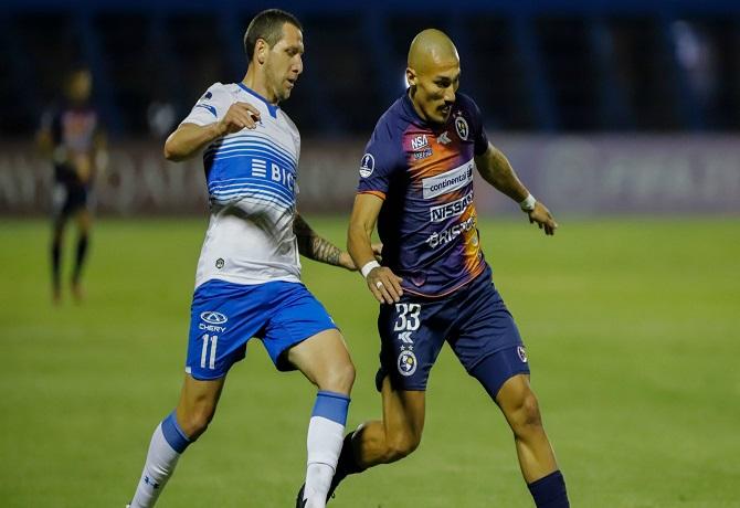 En Asunción, Sol de América y Universidad Católica igualaron sin goles