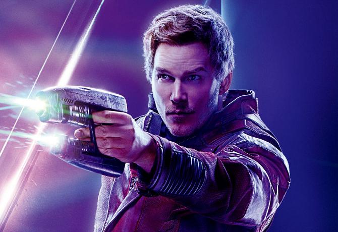 """Chris Pratt, actor en """"Avengers"""", es criticado por ser conservador y religioso"""
