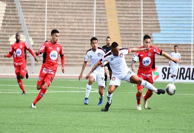 Juan Aurich le dio vuelta al marcador y venció por 3-1 a Unión Huaral
