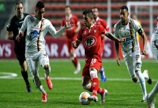 Unión La Calera igualó sin goles ante Deportes Tolima y buscará su clasificación en Ibagué