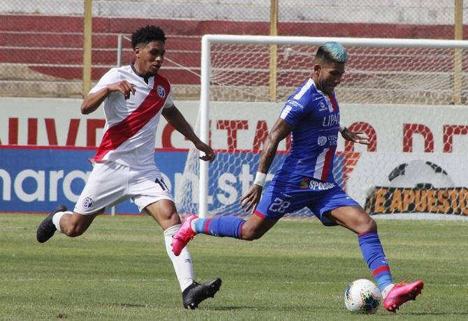 Carlos A. Mannucci se impuso 2-0 a Deportivo Municipal y sueña con la Copa Sudamericana