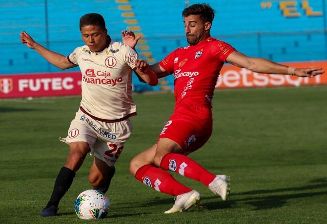 Con gol de Luis Trujillo, Cienciano sorprendió y venció 1-0 al favorito Universitario