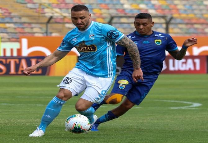 Sporting Cristal venció 1-0 a Carlos Stein con gol de Emanuel Herrera