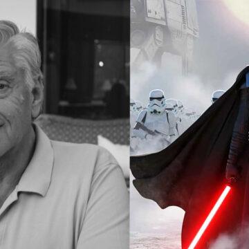 Fallece el británico David Prowse quien interpretó a Darth Vader