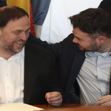 ERC se convertiría en la fuerza política más votada en las próximas elecciones catalanas