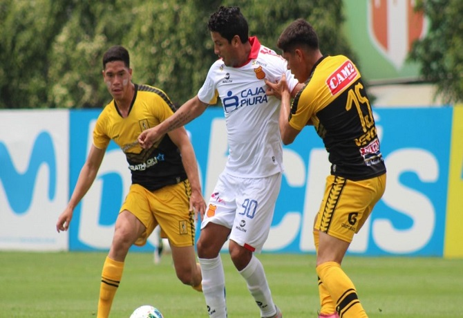 Cantolao y Atlético Grau igualaron sin goles en la Videna