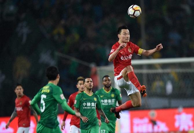 Guangzhou Evergrande venció 3-1 a Beijing Guoan y avanzó a la final de la Superliga China