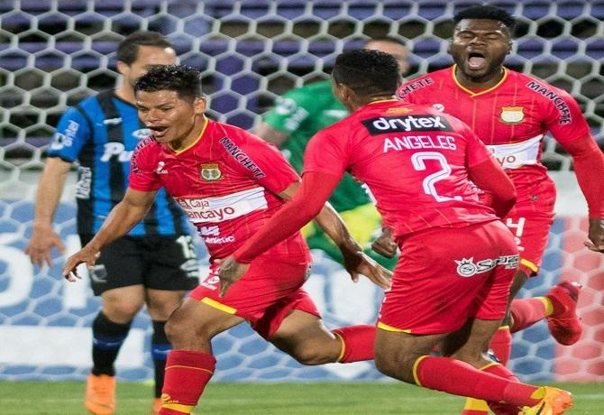 Sport Huancayo venció 1-2 a Liverpool y avanzó a octavos de final de la Copa Sudamericana