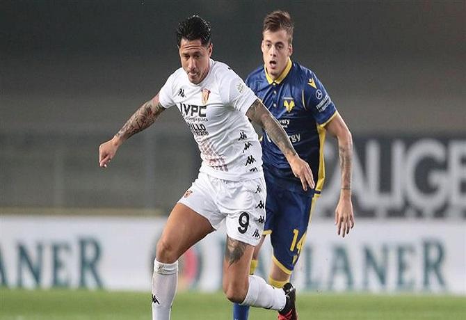 Gianluca Lapadula anotó pero Benevento perdió 3-1 ante Hellas Verona