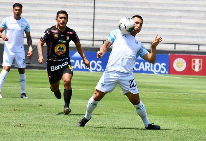 Llacuabamba consiguió su cuarta victoria de la temporada venciendo 1-0 a Ayacucho