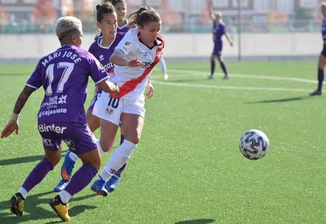 Primera Iberdrola: UDG Tenerife le dio vuelta y venció 2-3 a Rayo Vallecano
