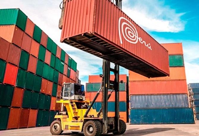 Aumentaron exportaciones en once regiones del interior del país