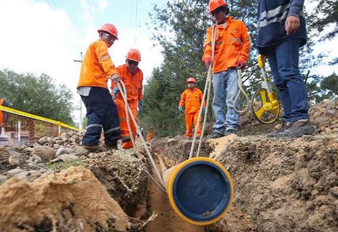 Se estandarizan requisitos para obras para reactivación de siete proyectos de saneamiento urbano