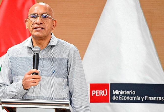 Ministro de Economía y Finanzas indico que es necesario mejorar la calidad de gasto y recuperar la economía