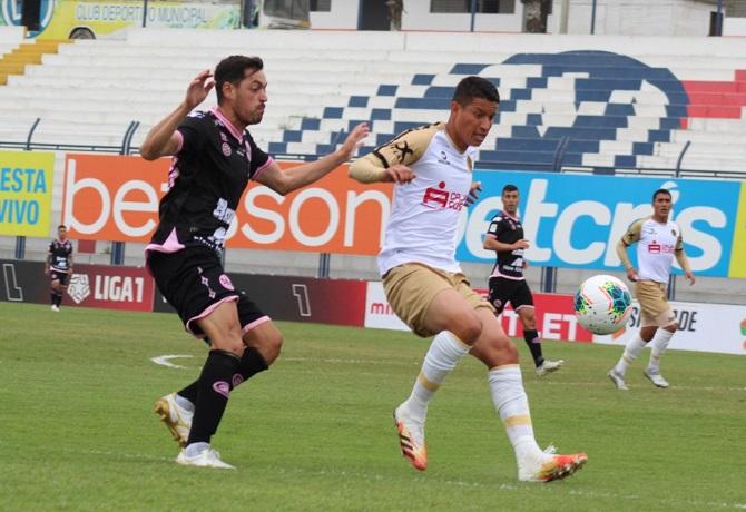 Sport Boys derrotó por 2-1 a Cusco FC y se aleja del fondo